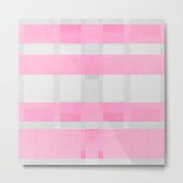 new pinks. 2 Metal Print