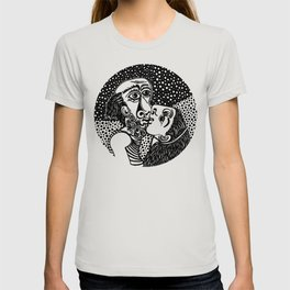 Picasso - The kiss T-shirt