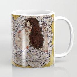 """Egon Schiele """"Reclining Woman"""" Coffee Mug"""
