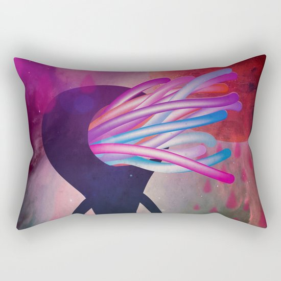 spappa_nell'universo Rectangular Pillow