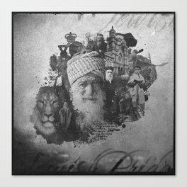 Jewish Pride Canvas Print