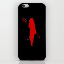 Little Devil iPhone Skin