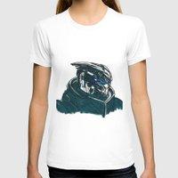 garrus T-shirts featuring Garrus by Cat Milchard