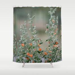 Desert Wildflower - 2 Shower Curtain