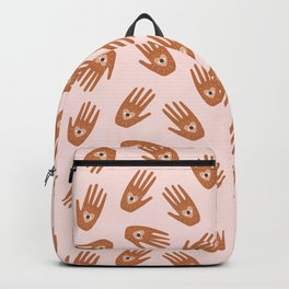 See Love & Hold It | Pink Backpack