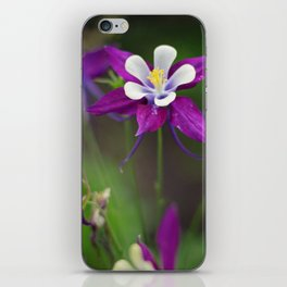 columbines. iPhone Skin