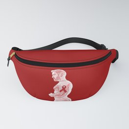 Remember, Hope, Act Fanny Pack
