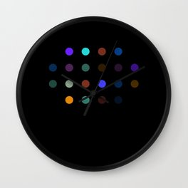 Damien Hirst, outspoken again! Wall Clock