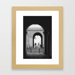 Victory Framed Art Print
