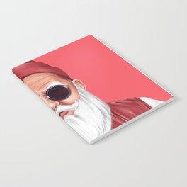 Hipstory -  Santa Claus Notebook