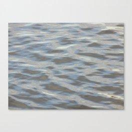 Wavering Waters Canvas Print