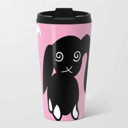 Bunny & Ghost Travel Mug