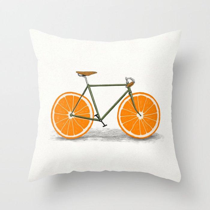 Zest Orange Wheels