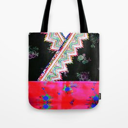 Hmong shirt Tote Bag