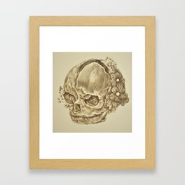 You Were Just A Baby Framed Art Print