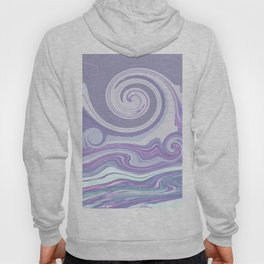 PURPLE MIX Hoody