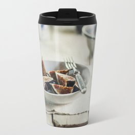 Breakfast with figs Travel Mug