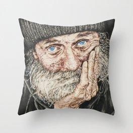 Calm Seas Never Made a Skilled Sailor Throw Pillow