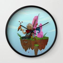 Bastion - The Kid Wall Clock
