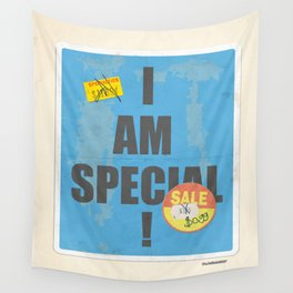 I Am Special - 01 Wall Tapestry