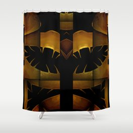 Totem Shower Curtain
