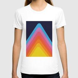 Colorful Peaks T-shirt
