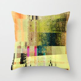 counterpart 3 Throw Pillow