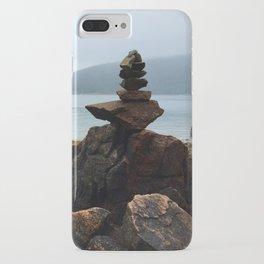 Acadia Cairn iPhone Case