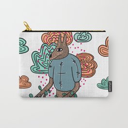 Tree animal Carry-All Pouch