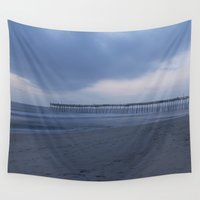 twilight Wall Tapestries featuring Twilight by Horizon Studio