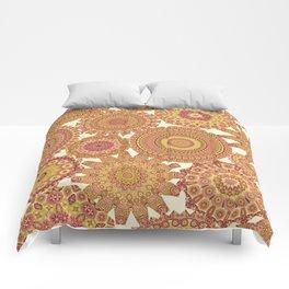 Millefiori Karma-Canyon colorway Comforters