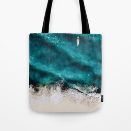 Sea 8 Tote Bag