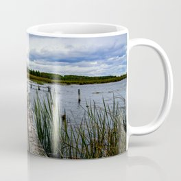 Docked Coffee Mug