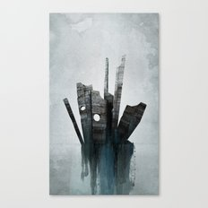 Pathfinder - Experimental Canvas Print