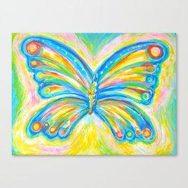 Soul Transformation Canvas Print
