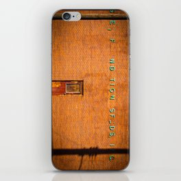 Floating Door iPhone Skin