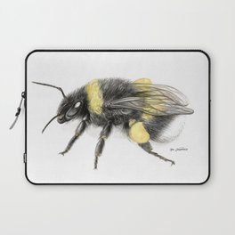 White-tailed bumblebee Laptop Sleeve