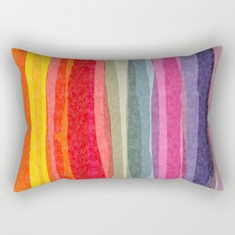Willow Stripe Rectangular Pillow