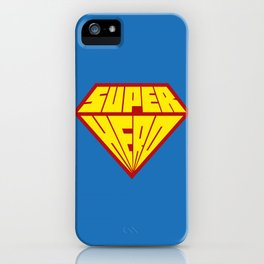 Superhero iPhone Case