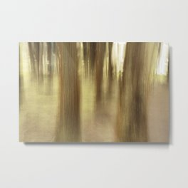 Nature abstract Metal Print