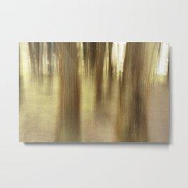 Nature abstract Metal Print