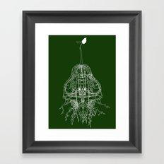 Hope (dark tee version) Framed Art Print