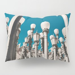 City of lights Pillow Sham