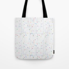 The network Tote Bag