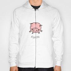 el porcino Hoody