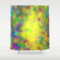 blur Shower Curtains featuring Blur by Mr & Mrs Quirynen