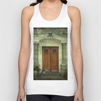 portal Tank Tops featuring Portal by freedom-of-art