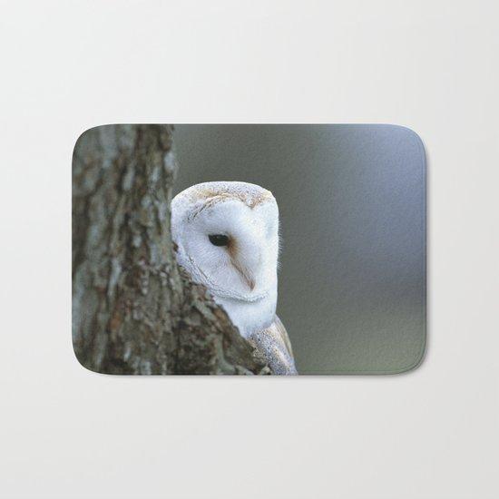 BARN OWL APPEARANCE Bath Mat