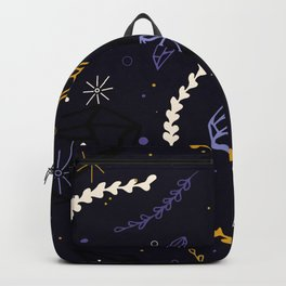 Crystal sky Backpack