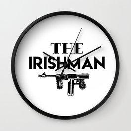 the irishman Wall Clock